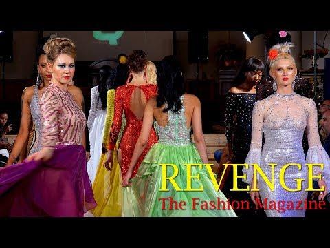 Richard Q Fashion Designs @ Beauty Fashion Week (Sept. 2019)