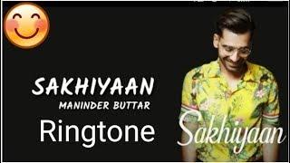 Gambar cover sakhiyaan ringtone, sakhiyaan ringtone download link