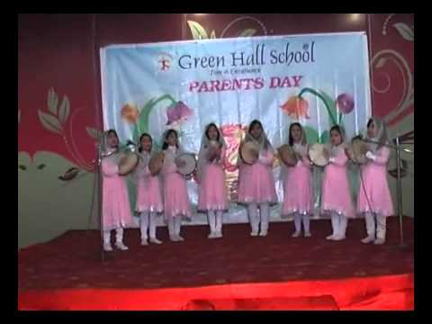 Tala al Badru Alayna Naat Green hall School