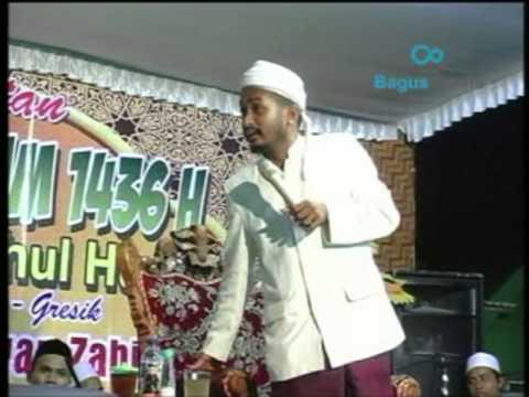 Ceramah Lucu MEGAP - MEGAP Kyai Granat (Edy Rahmatullah) Di Gresik Jawa Timur