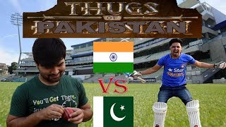 Thugs Of Hindustan Trailer spoof | India Vs Pakistan | World Cup Final