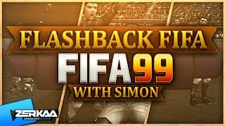 FIFA 99 WITH SIMON | FLASHBACK FIFA