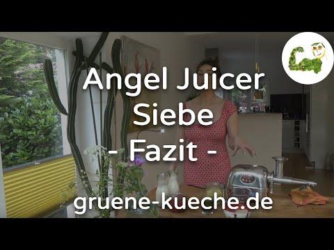 Zusammenfassung - Angel Juicer Siebe ausprobiert (Teil 6/6)