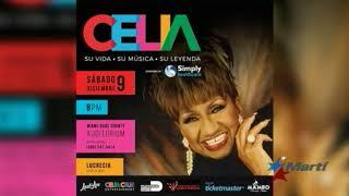 Estrenan en Miami musical con imágenes inéditas de Celia Cruz