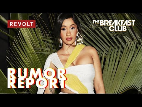 Cardi B recalls when industry heads exposed themselves to her | Rumor Report