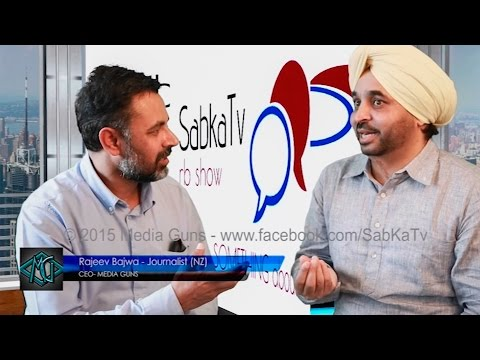 LATEST interview with Bhagwant Mann 2016