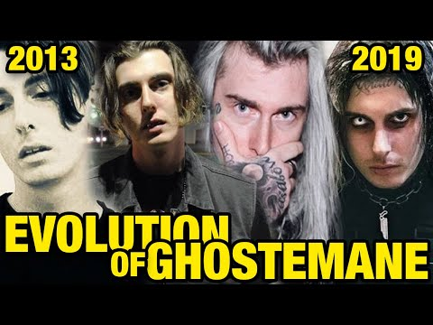 THE EVOLUTION OF GHOSTEMANE