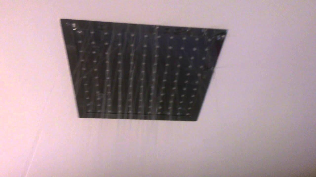 raindance dusche youtube. Black Bedroom Furniture Sets. Home Design Ideas