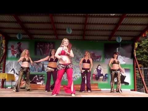 Восточные танцы. Shaabi / Skarabey Group. Russia / Шааби.