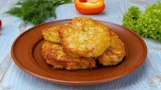 Куриные отбивные в картофельном кляре - Рецепты от Со Вкусом