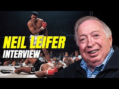 The GREATEST Sports Photos Ever Taken | Neil Leifer Interview