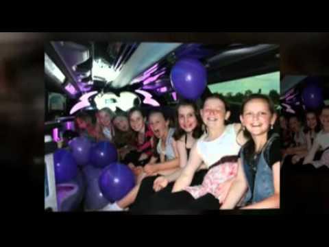 Limo Kidz Party Melbourne