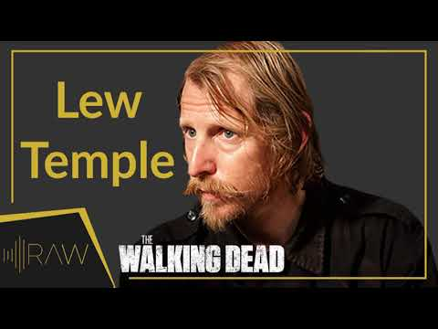 Lew Temple on The Walking Dead, his battle with Leukemia & future projects | RAW Interviews