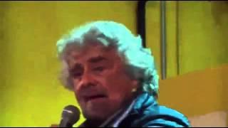 "Beppe Grillo ""Referendum sull"