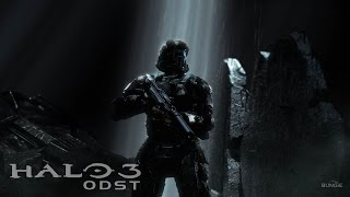 Halo 3: ODST Game Movie - All Cutscenes HD