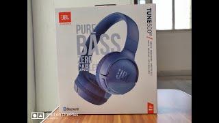 JBL TUNE 500BT-Wireless on-ear Bluetooth headphones