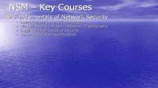 Network Security Certification