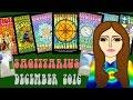SAGITTARIUS DECEMBER 2016 Tarot psychic reading forecast predictions free