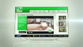 Samsung Smart TV: Aplicación Farmacias Cruz Verde