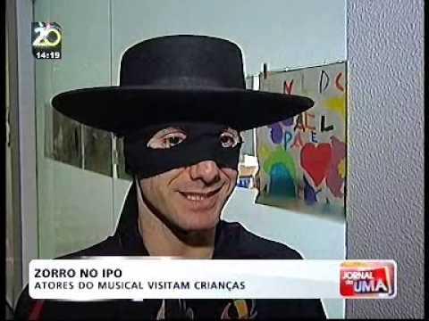 IPO Porto, Zorro no IPO 2013- Reportagem TVI