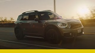The MINI Countryman Plug-In Hybrid | Teaser