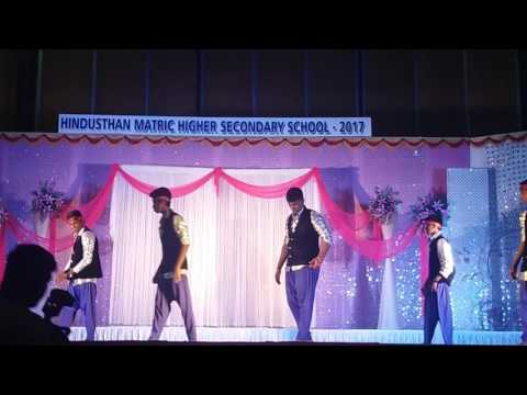 hindusthan matriculation higher secondary school coimbatore, tamil nadu