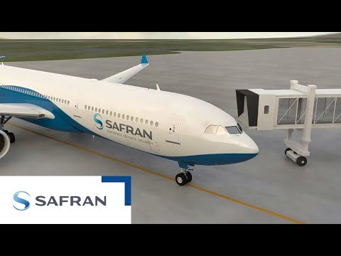 The More Electric Aircraft by Safran