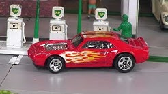 Hot Wheels Flames collection Street Racing