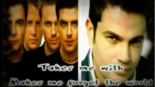 Westlife With Arabic  My Love lyrics HD