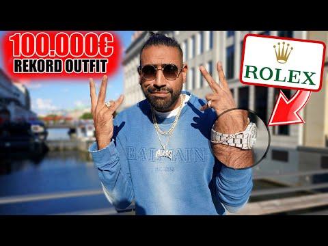 DAS 100.000€ REKORD OUTFIT VON ALI AS 🔥😱 | WIE VIEL IST DEIN OUTFIT WERT | MAHAN