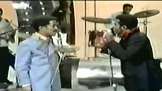 Sammy Davis Jr. does the Camel Walk (1960's aka the Collegiate Walk)