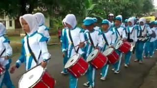 SD Minajaya-Surade (Pentas Di Karnaval Madrasah Diniyah Negla)