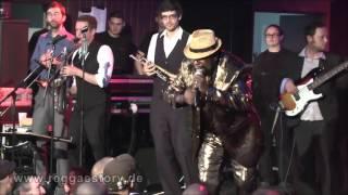 Roy Ellis aka Mr. Symarip - 3/6 - I Was Busted - 21.11.2015 - Dynamite Skafestival - Leipzig