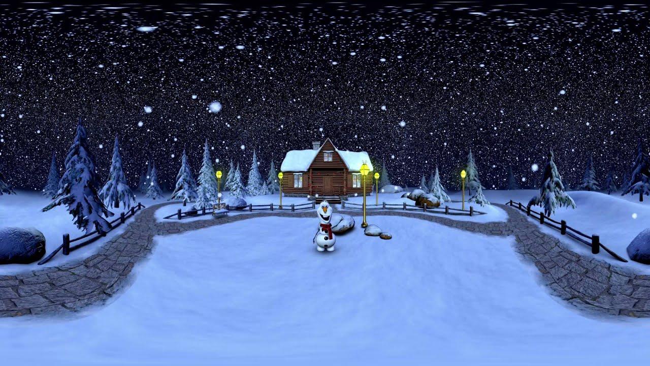 Happy Holiday Vr Winter Wonderland 360 & 176 Virtual Reality