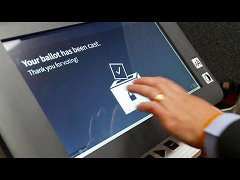 The electronic voting technology politics essay