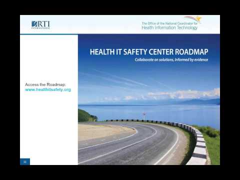 A Roadmap for a National Health IT Safety Collaboratory