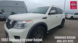 2018 Nissan Armada Platinum Family SUV Tour