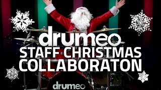 Drumeo Staff Christmas Collaboration (2014) - Sleigh Ride