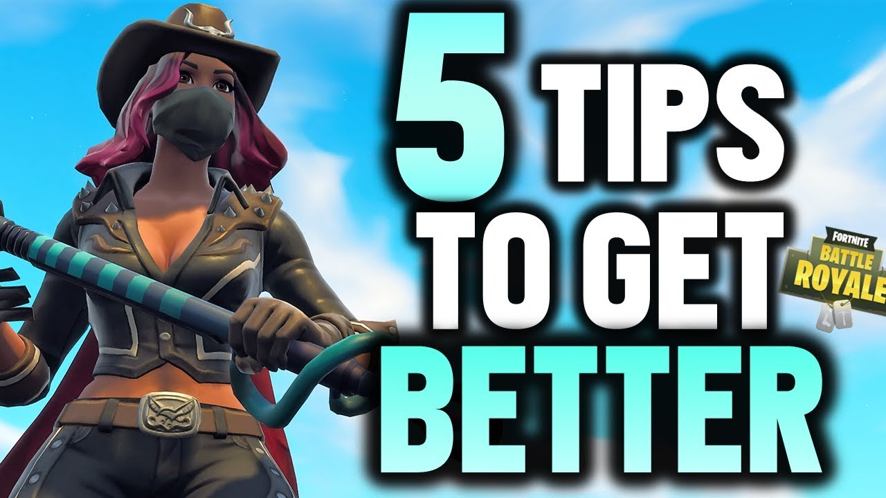 TOP 5 TIPS FOR BEGINNERS IN FORTNITE XBOX ONE, PS4, and ...