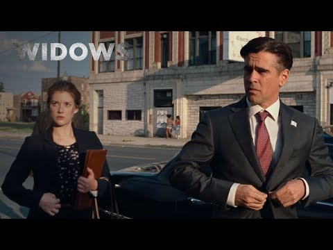 "Widows | ""Now Playing"" TV Commercial 