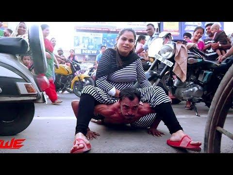 CWE | Checkout Dubey Singham Push-ups