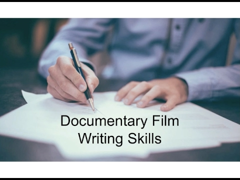 Writing a Documentary Film Treatment