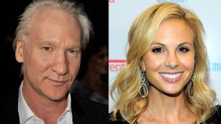 Elisabeth Hasselbeck Revives Old Battle With Bill Maher on The View