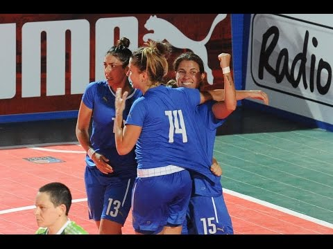 2015 Female Italy - Hungary
