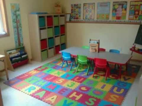 Daycare room ideas YouTube