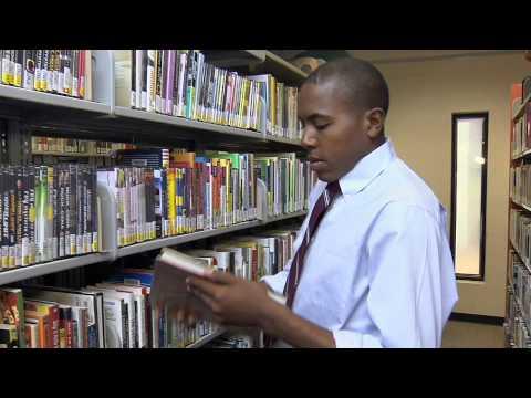 LVCCLD IMLS National Medal Community Member Video Avree Walker