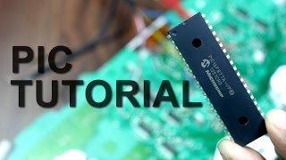 Pic Micro controller Tutorial   Led Blink Program