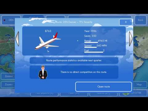 Let´s Play Airline Director #2 (Deutsch,Full HD)