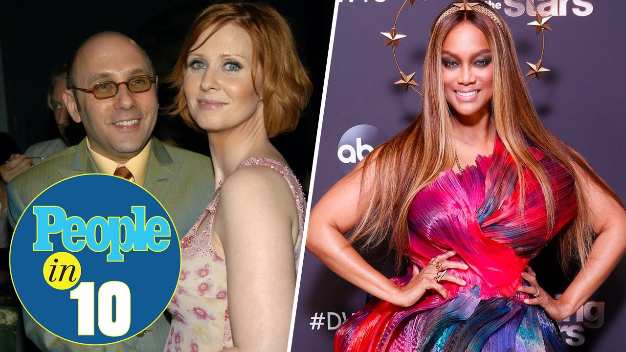 Willie Garson Remembered by Cynthia Nixon, Tyra Banks Gives Tips For DWTS Contestants | PEOPLE in 10