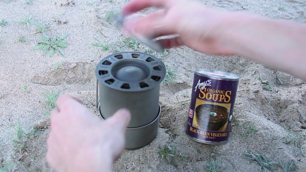 Super Lightweight Camp Stove!!! - The Vargo Outdoors Decagon Stove From REI